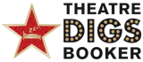 Theatre digs booker logo